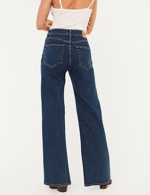 7df2f4f3e28 Køb Global Funk Amarillo Jeans - Denim blå - MESSAGE