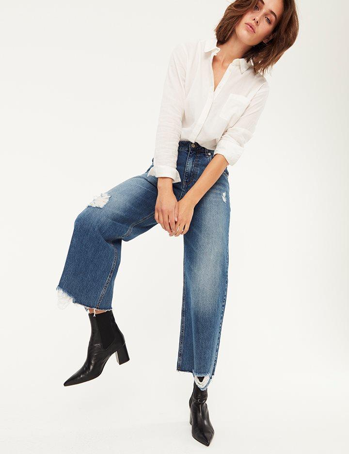 477f1da12ff Jeans   Jeans til Kvinder   Denim pants   MESSAGE webshop