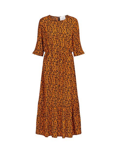 719f0752b09c Køb Just Female Kari Maxi Kjole - Orange - MESSAGE