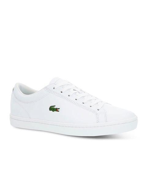 ea8546d431c5 Køb Lacoste Straightset BL 1 Spw Wht Sneakers - Hvid - MESSAGE