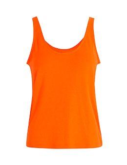4c4e39c46fae 2 FOR 300 KR. mbyM Jenna Top - Orange