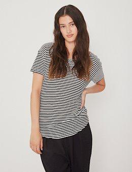 cab904de77d2 mbyM Lucianna T-shirt - Sort